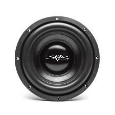 "NEW SKAR AUDIO IX-8 D2 8"" 300 WATT MAX POWER DUAL 2 OHM CAR SUBWOOFER"