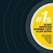 #1s (38 der grössten Nummer 1 Hits aller Zeiten, 2005) Queen, Pink Floy.. [2 CD]