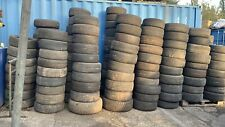 Job Lot Of Tyres Various Sizes 4-5 Mil Thread Approx 120Tyres All Tested Job Lot