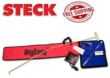 Steck 32955DLX KIT -GLO BigEasy, inflatable Easy Wedge & Case NEW FREE SHIPPING