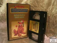 Cartoon Classics Limited Gold Edition 2 - From Pluto With Love (VHS)