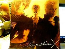 """ Generation X "" 3 Lp'S / Generation X / Valley Of The Dolls / Kiss Me Deadly"