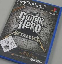 Guitar Hero: Metallica Pal PS 2  Playstation Deutsch