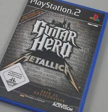 Guitar Hero: Metallica Pal PS 2  Playstation Deutsch