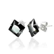 Stainless Steel Stone Earrings & Studs for Men