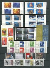 Norway Fine Lot of Cancelled Stamps - Free Shipping