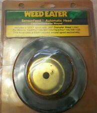 NEW Weed Eater SensorFeed Automatic Head 701608 CCW wound 3/8-24 L.H. 67052 NOS