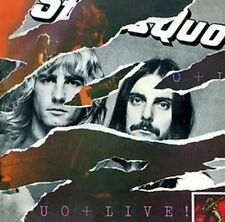 Status Quo - Live (NEW 2CD)