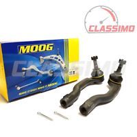 Moog Track Tie Rod End Pair for MAZDA 2 DE - all models - 2007 to 2014