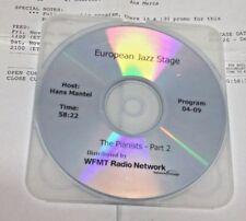 RADIO SHOW: JAZZ STAGE PIANISTS 11/26/04 O.LEVANT,T. MONK,D. ELLINGTON,D.BRUBECK