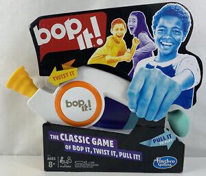 New Hasbro Gaming Bop It! The Classic Game of Bop It, Twist It, Pull It