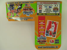 MATCH ATTAX EXTRA - TRADING CARD GAME Bundesliga 2011 - 2012  Box -leer-