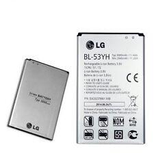 BATERÍA ORIGINAL LG G3 F400 D830 D850 D851 D855 3000mAh BL 53YH