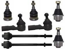 8 Pc STEERING SUSPENSION KIT For CHEVY Silverado Suburban GMC Sierra Yukon H2