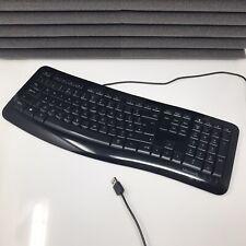 Microsoft Comfort Curve Keyboard 3000 USB Wired