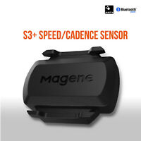 All ANT+ Bluetooth Device Bike Wireless Speed Cadence Sensor For Garmin Bryton
