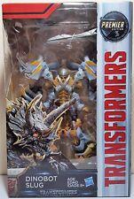 Transformers Dinobot Slug Deluxe Class The Last Knight Premier Edition