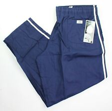 Chef Code Adult Size 2Xl Blue with White Stripes Chef Pants New with Tags