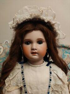 """Antique S.F.B.J Paris Doll 30""""Tall"""