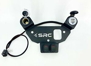 SRC Full Dash Panel CRF 250L Rally