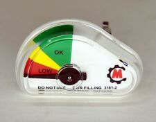 MANCHESTER SUREFLAME REPLACEMENT PROPANE GRILL TANK GAUGE DIAL BBQ SNAP ON