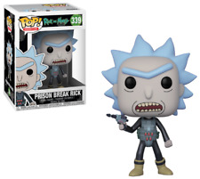 Funko 28450 Pop Vinyl Morty Prison Escape Rick Figure