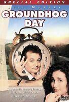 Groundhog Day DVD Bill Murray, Harold Ramis(DIR) 1993 Very Good