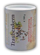 500g OPC-reiches Traubenkernmehl fein - 11160 mg OPC pro Packung!