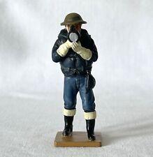 Painted Lead Del Prado 1:32 Scale CANADA SIGNALS RATING RCN 1943 Toy Soldier PR9