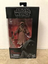 The Black Series #61 Tatooine Jawa  Action Figure New MPR E1229 Star Wars
