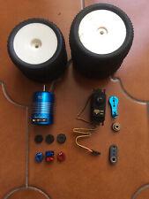 Motore, Ruote, Hex Alu, Servo, Squadra Servo Alu,  Pignone, Xray Xb4 Buggy 1/10