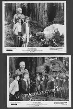 Photo Lot~ Disney's THE GNOME MOBILE~Walter Brennan~Matthew Garber~Karen Dotrice