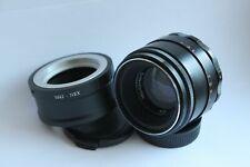 Helios 44-2 58 mm f/2 M42 Boke Lens for Zenit E-Mount Sony NEX A 7 R 7S II a5000