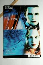 Gattaca Ethan Hawke Uma Thurman Photo Mini Poster Backer Card (Not A movie )