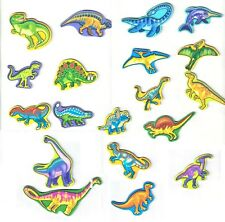 Melissa & Doug Dinosaur Magnets Set of 19 Wooden Play Toys for Ages 2+