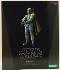 STAR WARS Cloud City BOBA FETT kit, MIB, New, 2011, 1/10 scale, Pre painted