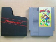 Nintendo NES - Mario & Yoshi - Game ONLY