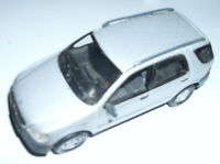 Vitesse MERCEDES-BENZ Silver ML 320 M-Klasse Car Model 1:43 DieCast Made Germany