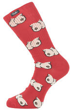 Primitive Apparel Boob Tube Crew Socks Mens Red