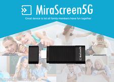 MiraScreen TV Dongle 5G DLNA Miracast Air rétroéclairé récepteur d'affichage WiF