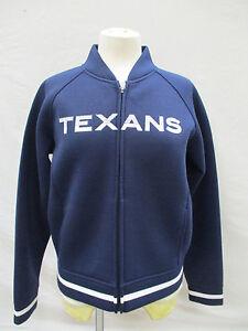 Houston Texans NFL Touch Women's Soft Shell Jacket Navy Blue