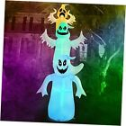 10Ft Halloween Inflatable Ghost,Halloween Three Ghost Decorations for Outdoor