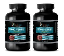 Immune support supplement - BLOOD PRESSURE CONTROL FORMULA - Buchu Leaves - 2Bot