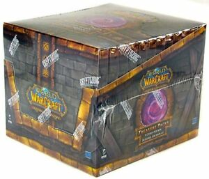 New Sealed 2011 Dungeon Treasure Pack Box World of Warcraft WoW TCG Trading Card