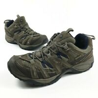 Merrell Pantheon Waterproof Canteen Continuum Hiking Shoes Vibram Mens 8 US
