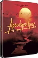 Blu-ray Apocalypse Now Special 3 Disc Steelbook Edition UK