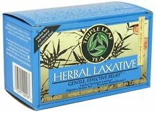 Triple Leaf Tea - Herbal Laxative Tea - 20 Tea Bags