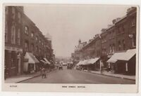 Sutton High Street Surrey RP Postcard, B667