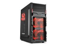 Sharkoon 4043489000 Vg5-w Midi Tower ATX D