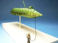 "Cottage 72003 x 1/72 Alligator The Union Submarine (8""L)"
